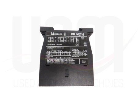 Kontaktor, 4kW 24VDC DILM9-10 SOND733 - 4